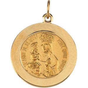 Gold St. Anne de Beau Pre Medal