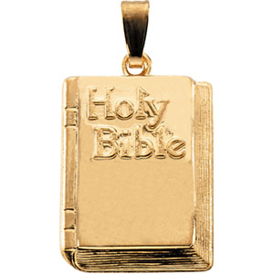 Bible pendant holy bible pendant mozeypictures Image collections