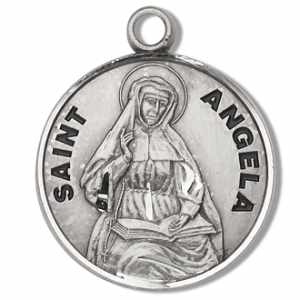 Silver St Angela Medal Round
