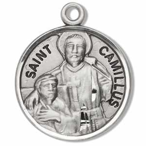Silver St Camillus Medal Round