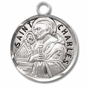 Silver St Charles Medal Round