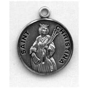 Silver St Christina Medal Round