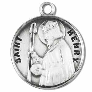 Silver St Henry Medal Round