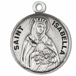 Silver St Isabella Medal Round