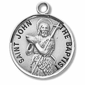 Silver St John the Baptist Medal Round