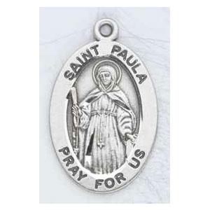Silver St Paula Medal