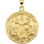 Gold St Francis Medal