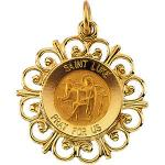 Gold St. Luke Medal