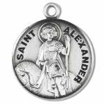 Silver St Alexander Medal Round