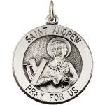 Silver St Andrew Medal