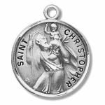 Silver St Christopher Medal Round