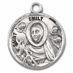 Silver St Emily Medal Round