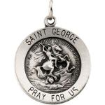 Silver St George Medal