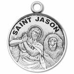 Silver St Jason Medal Round