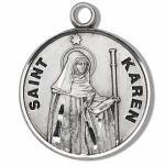 Silver St Karen Medal Round