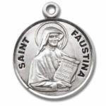 Silver St Maria Faustina Medal Round