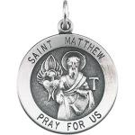 Silver St Matthew Medal