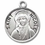 Silver St Nicole Medal Round