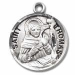 Silver St Thomas Aquinas Medal Round